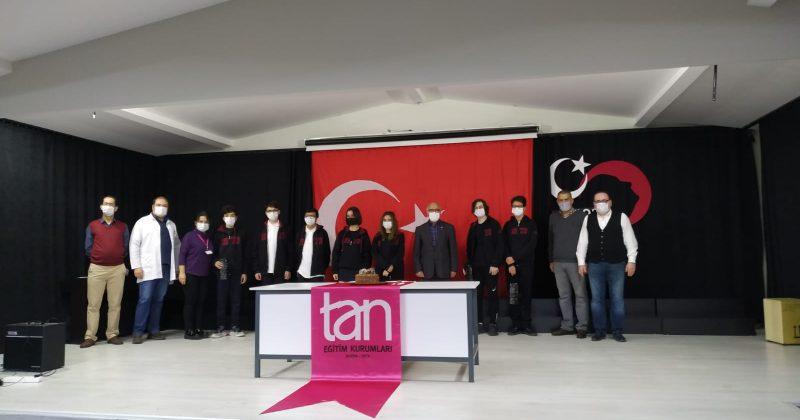 Türkiye Okullar Arası Zeka Oyunları Şampiyonası'nda Okulumuzun Başarısı